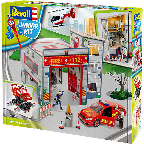 "Revell Junior Kit Spielset ""Feuerwache"""