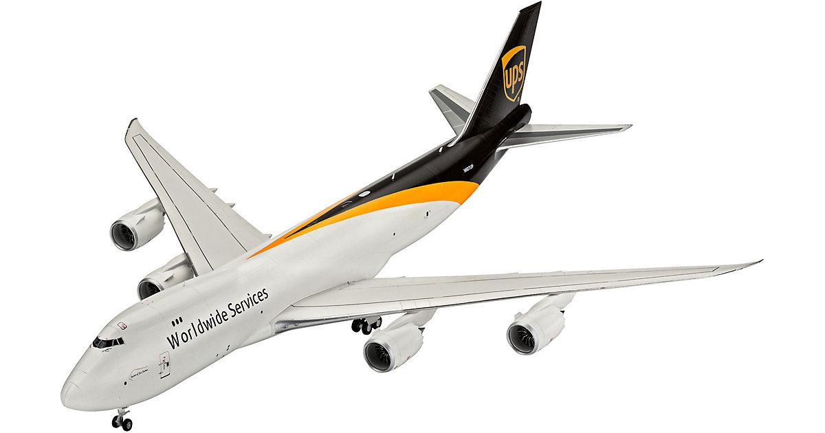 Revell Modellbausatz Boeing 747-8F UPS