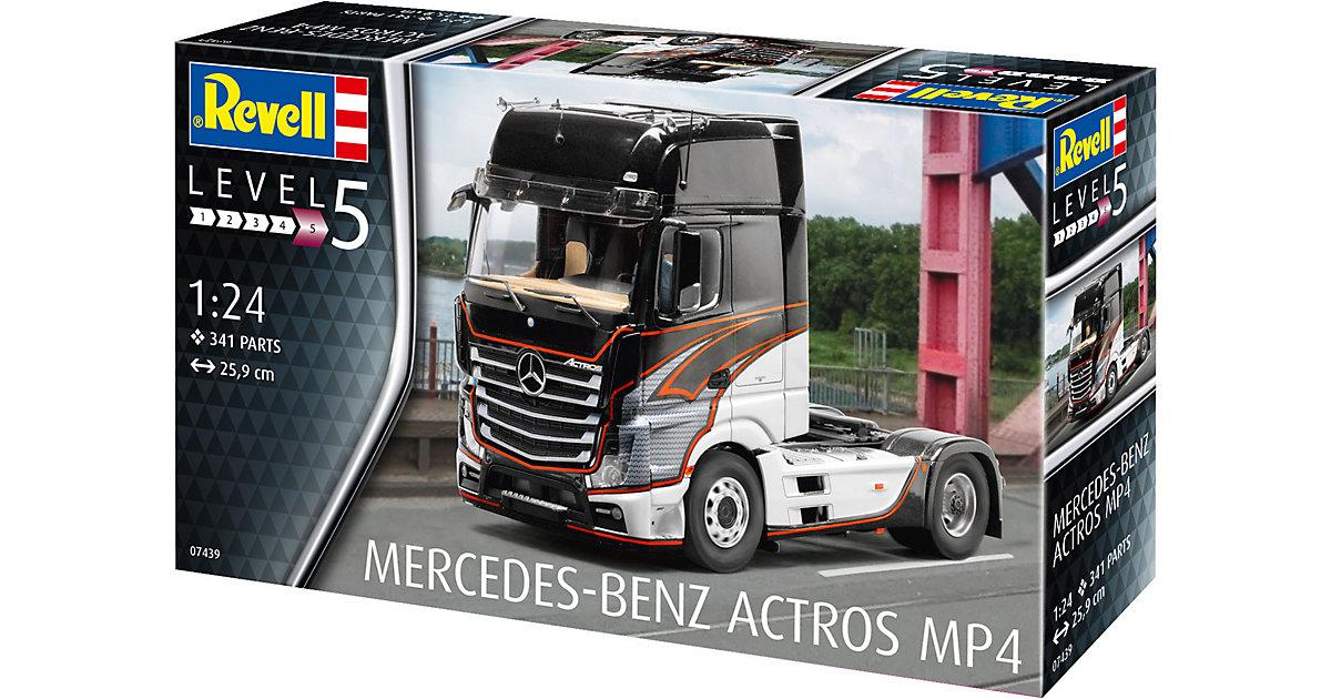 Revell Modellbausatz Mercedes-Benz Actros MP4