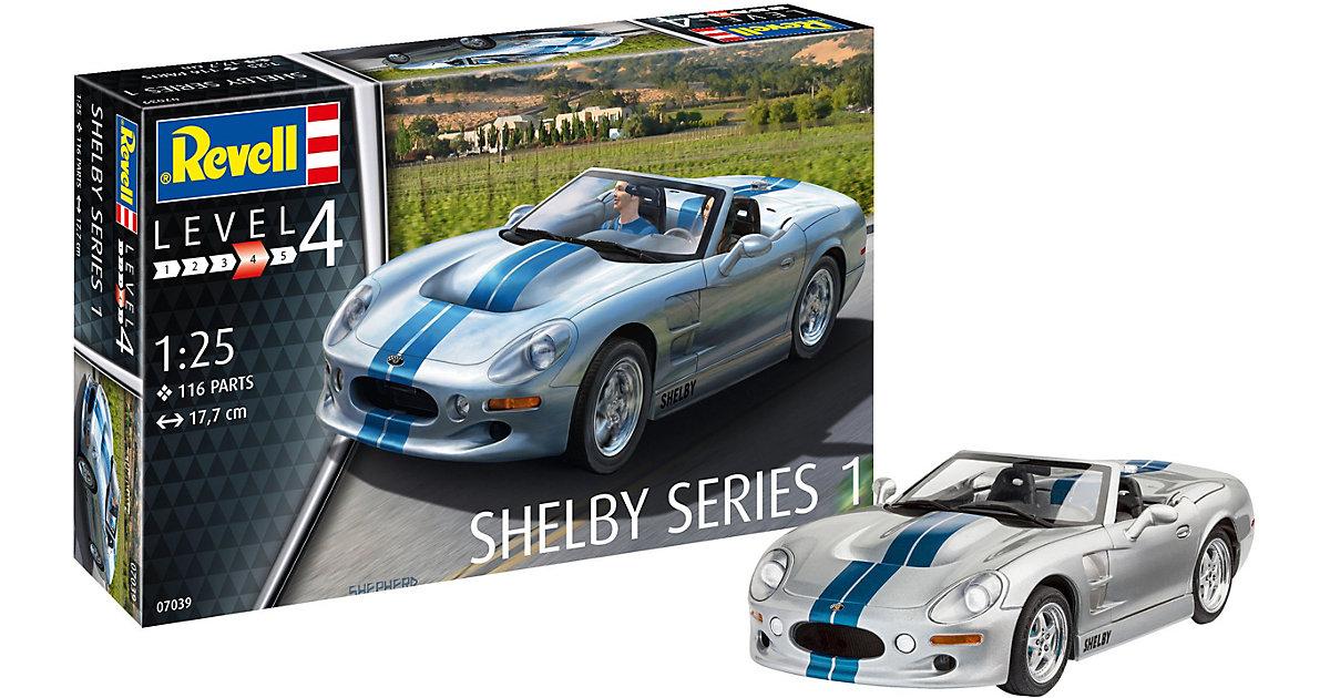 Revell Modellbausatz Shelby Series I