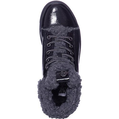 Утепленные ботинки Keddo - черный/серый от Keddo