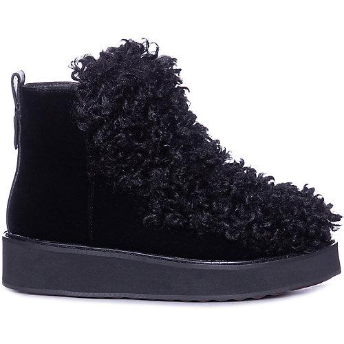 Утепленные ботинки Betsy - черный от Betsy