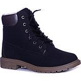 Утепленные ботинки Crosby