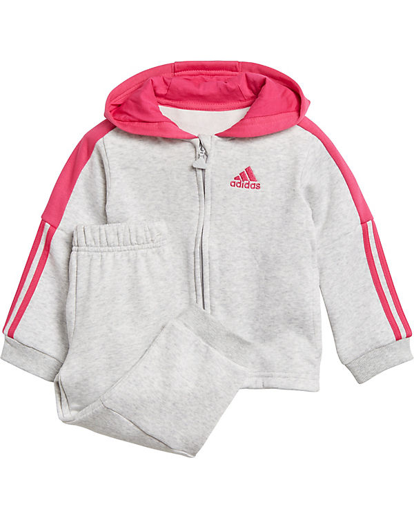 available where can i buy amazing selection Baby Jogginganzug für Mädchen, adidas Performance