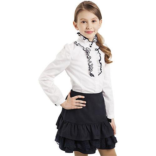 Блузка Choupette для девочки - белый от Choupette