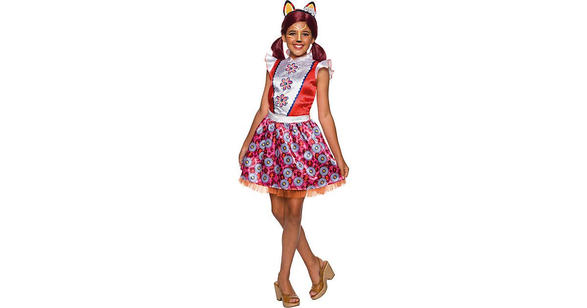 Kostüm Enchantimals Felicity Fox rosa Gr. 104 Mädchen Kleinkinder