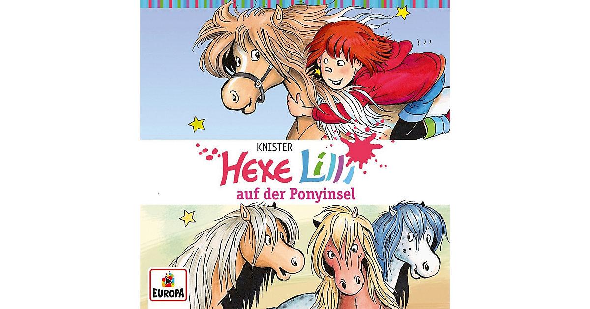 CD Hexe Lilli 21 - auf der Ponyinsel Hörbuch