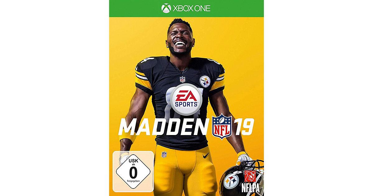 XBOXONE Madden NFL 19