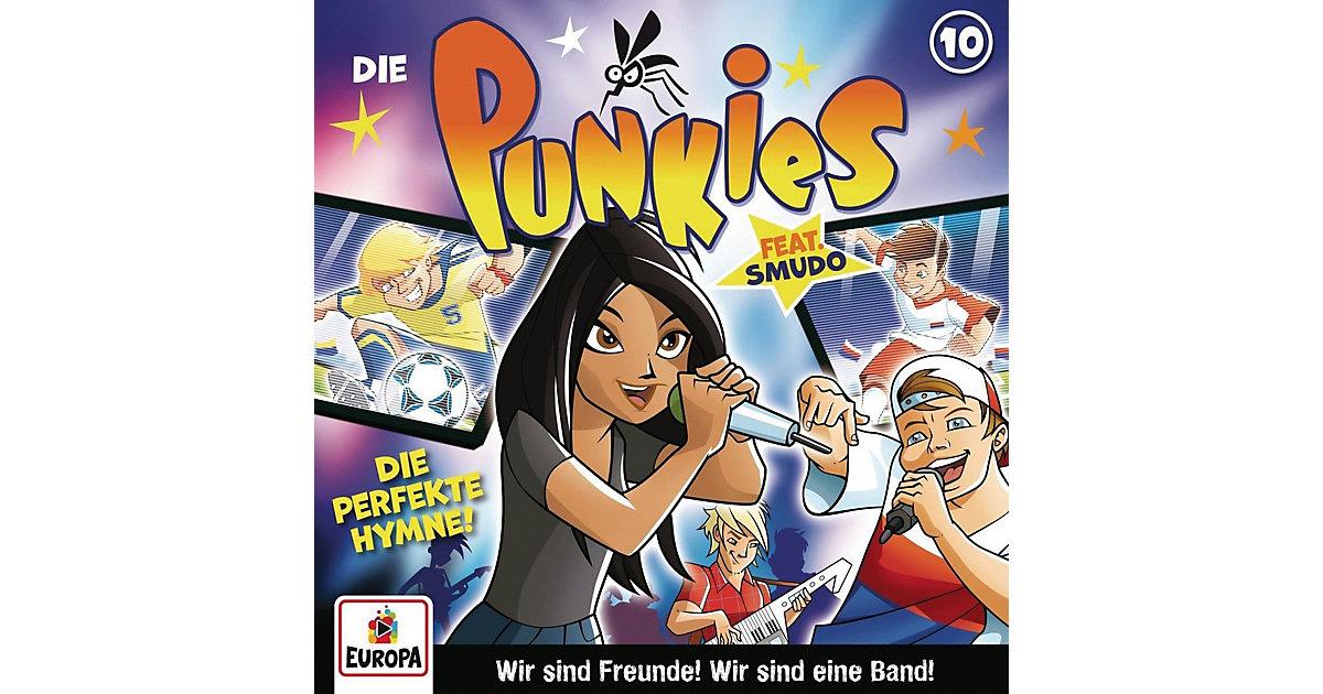 CD Die Punkies 10 - Die perfekte Hymne!