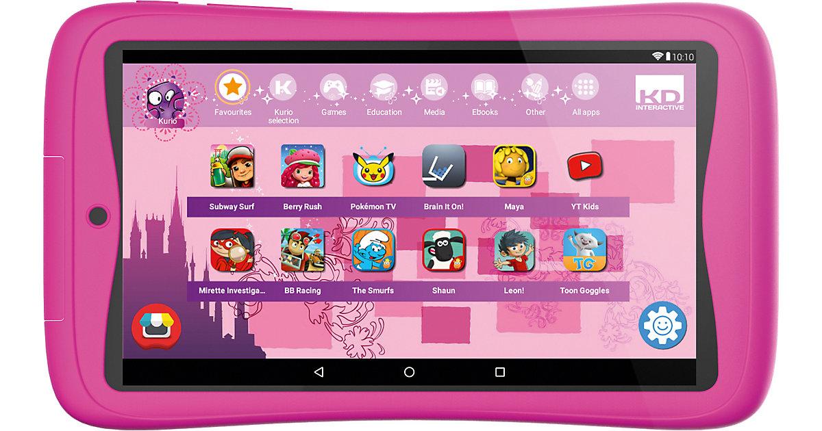Kurio · Kurio Kindertablet Connect 7´´, pink