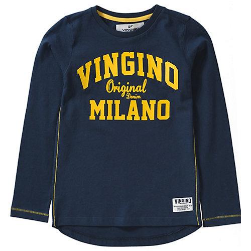 VINGINO Langarmshirt JEMILIO Gr. 128 Jungen Kinder | 08719204845660