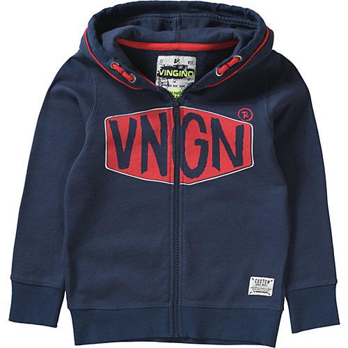 VINGINO Sweatjacke OXA Gr. 116 Jungen Kinder | 08719204910238