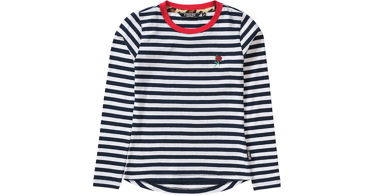 Vingino · Langarmshirt HATTIE Gr. 128 Mädchen Kinder