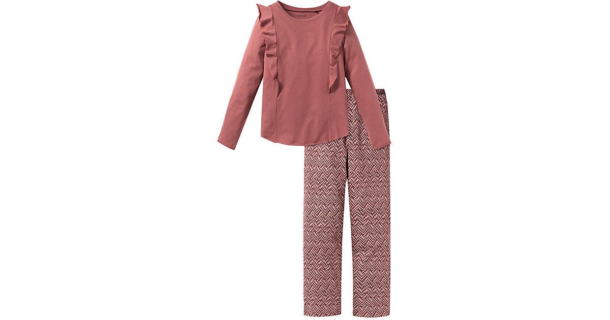 Schiesser · Schlafanzug Gr. 140 Mädchen Kinder