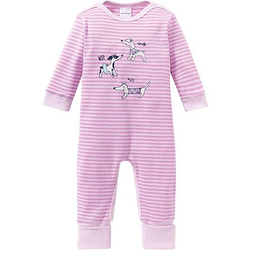 SCHIESSER Baby Schlafanzug Gr. 68 Mädchen Baby | 04007064999703