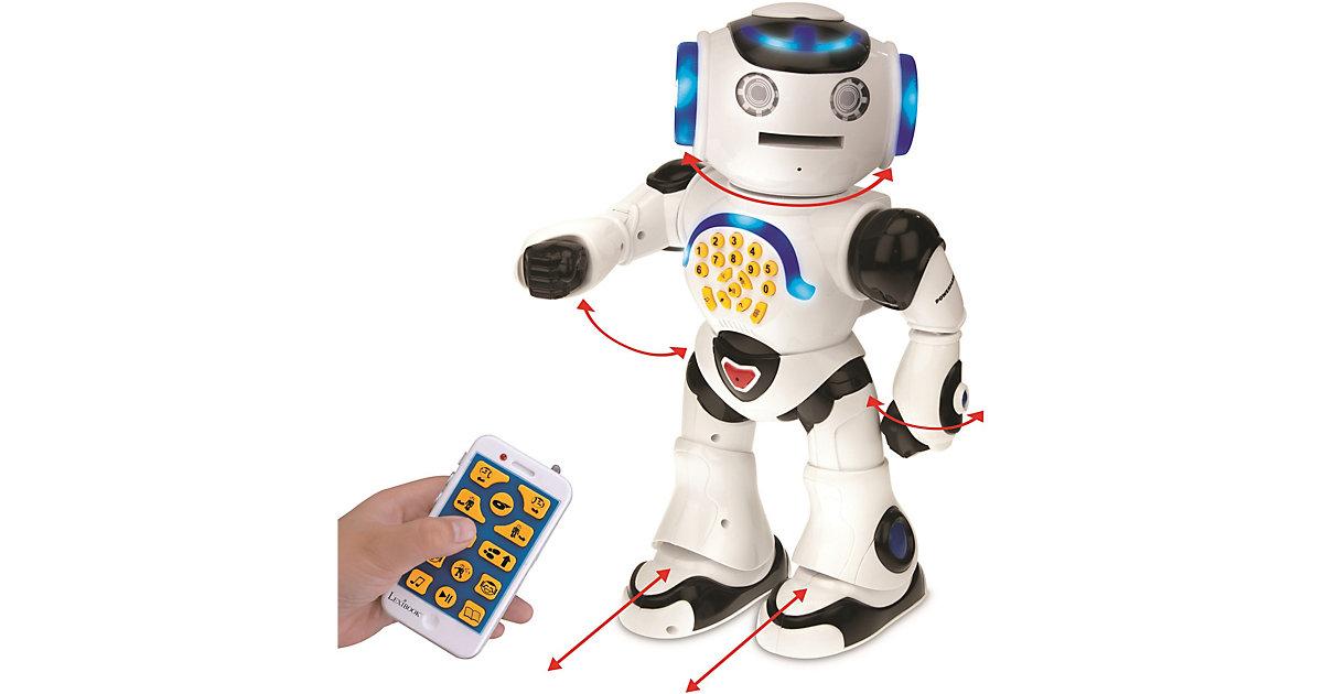 POWERMAN Mein erster Lern-Roboter schwarz/weiß