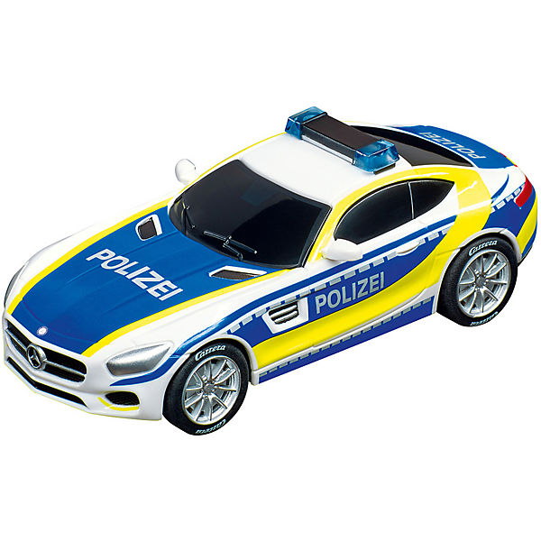 "Carrera GO!!! 64118  Mercedes-AMG GT Coupé ""Polizei"""