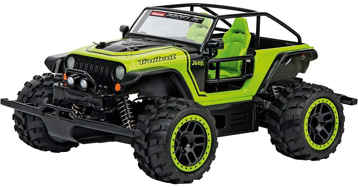 Carrera RC Jeep[R] Trailcat -PX- Carrera(C) Profi(C) RC