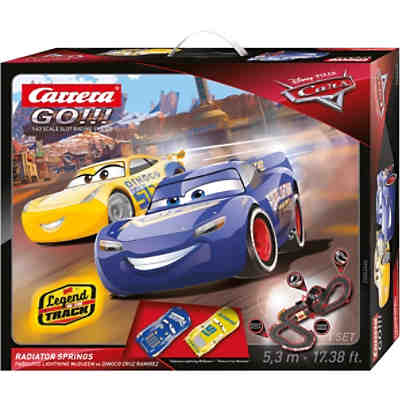 Carrera GO!!! 62446  Disney·Pixar Cars - Radiator Springs