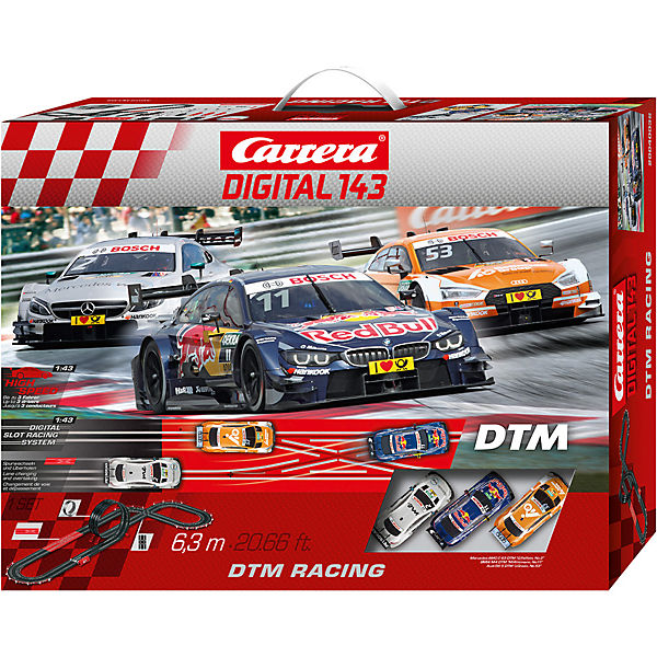 Carrera Digital143 40036 DTM Racing, Carrera