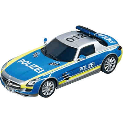 "Carrera Digital132 30793  Mercedes-SLS AMG ""Polizei"""