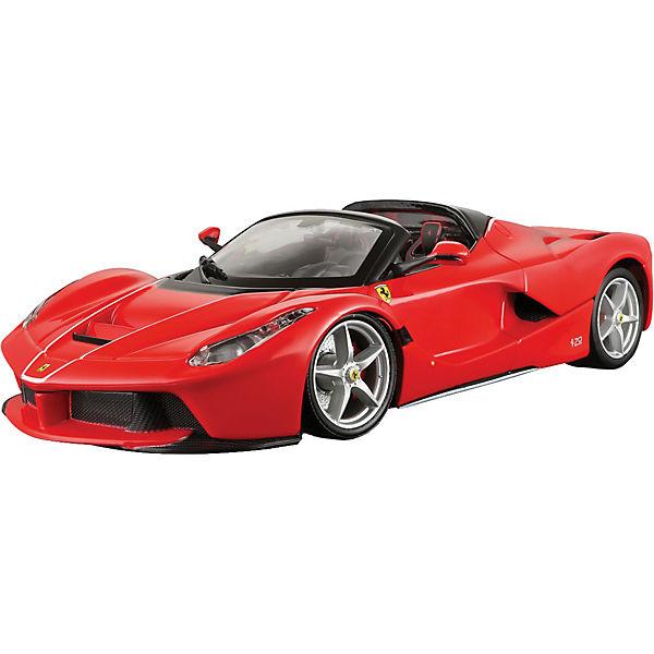 """Bburago rot, 1:24 Ferrari LaFerrari """"Aparta"""" rot, Bburago Bburago da3649"""