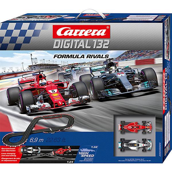 Carrera Digital132 30004  Formula Rivals, Carrera