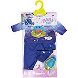 Удобный костюмчик и светлячок-ночник BABY born, синий