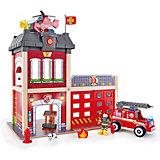 Игровой набор Hape Пожарная станция