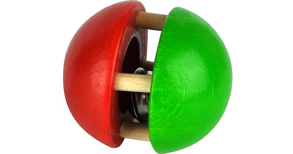 Musik Kleine: Kugel-Glöckchen (rot/grün) Kleink...