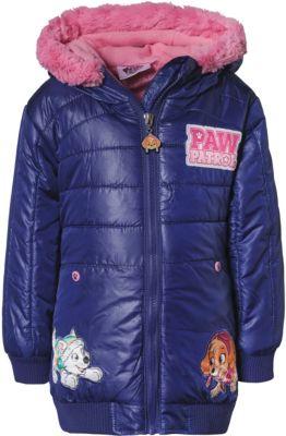 Paw Für Patrol Winterjacke Kapuze Mit Mädchen w80vmNnO