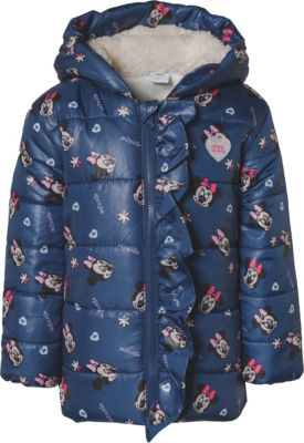 Disney Minnie Mouse Winterjacke für Mädchen, Disney Minnie Mouse