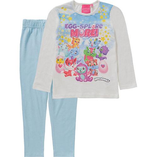 Hatchimals Schlafanzug Gr. 110 Mädchen Kleinkinder | 03609082203711