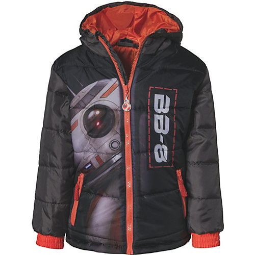 Star Wars Winterjacke Gr. 116 Jungen Kinder | 03609081422861