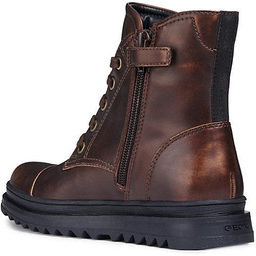 Ботинки GEOX - коричневый от GEOX