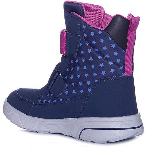 Сапоги GEOX для девочки - синий от GEOX