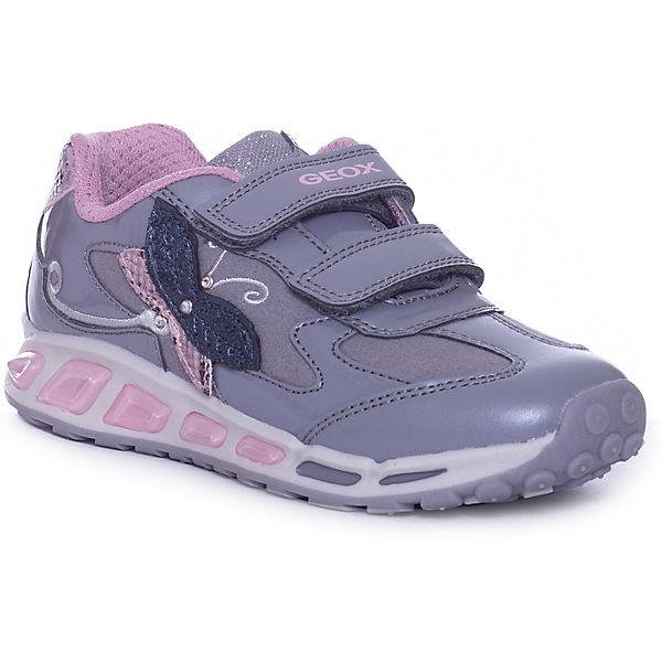 Кроссовки GEOX для девочки (8785080) купить за 3633 руб. в интернет ... de13c8c677e23