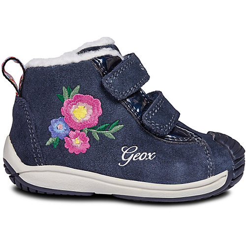Ботинки GEOX - синий деним от GEOX