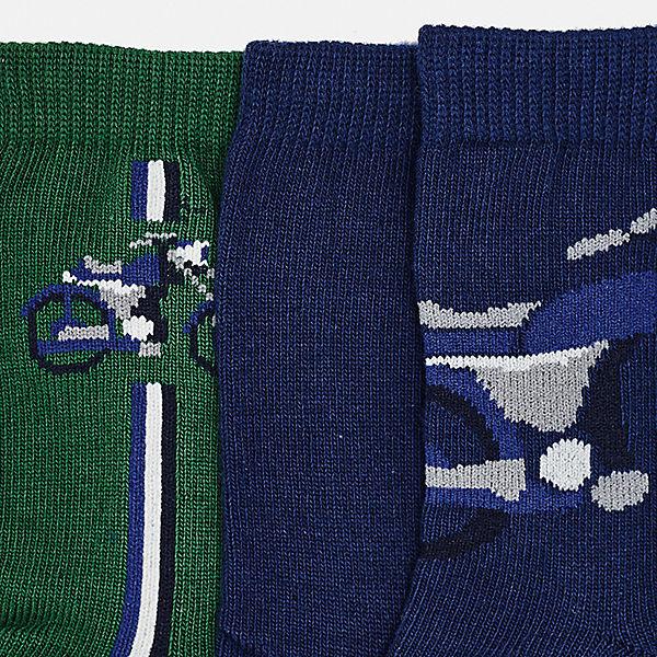 Комплект: Носки 3 пары Mayoral для мальчика