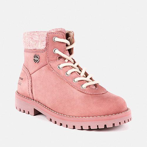 Ботинки Mayoral - розовый от Mayoral