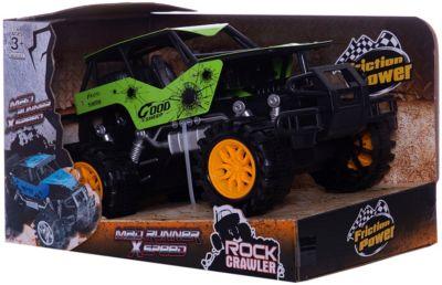 "Машина Rock Crawler ""Джип"""