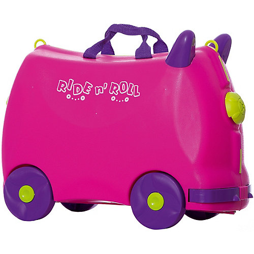 Чемодан на колесиках Ride n'Roll, розовый от Ride n'Roll