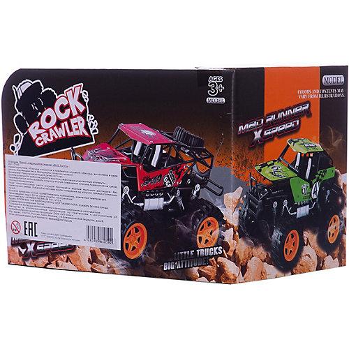 """Машина Rock Crawler """"Джип"""" от Rock Crawler"""