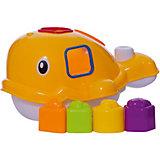 """Игрушка для ванны """"Рыба-кит"""""""