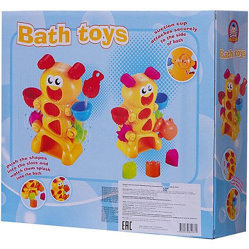 """Игровой набор для купания """"Веселая гусеница"""" от Xing Long Da Toys"""