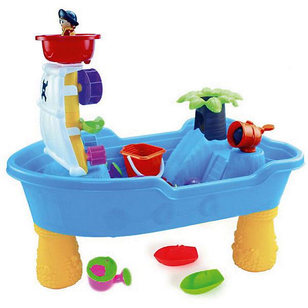 """Набор для воды и песка Hualian """"Пиратский корабль"""""""