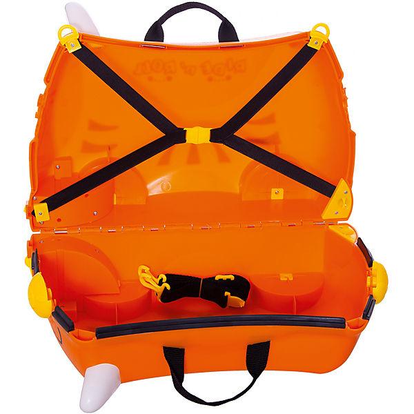 Чемодан на колесиках Ride n'Roll, оранжевый