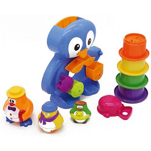 """Игровой набор для купания """"Пингвины на отдыхе"""" от Xing Long Da Toys"""