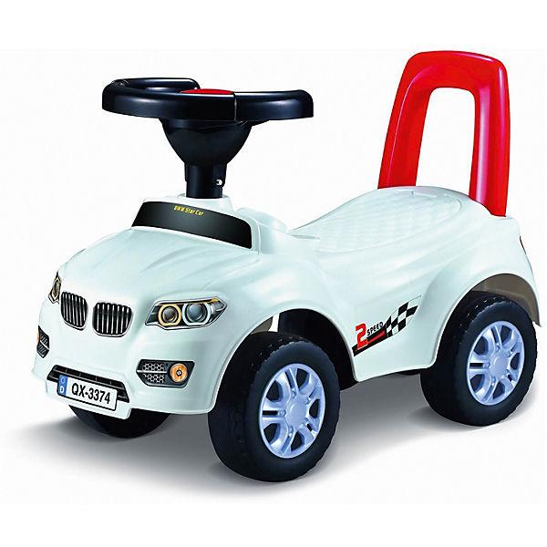 "Машинка-каталка ""Авто"", белая"