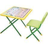 Набор мебели Дэми Король лев (1,5-8 лет), зеленый